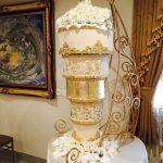 Iran's first anti-gravity cake