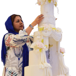 Sahar Shahsavari cake design