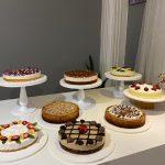Golsar Rasht cheesecakes