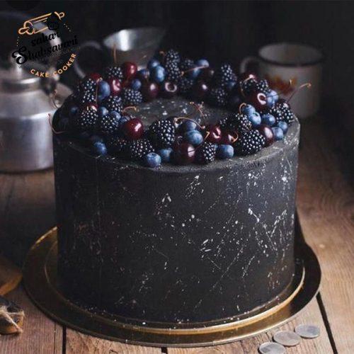 make black cake