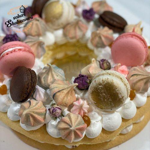 Sable cake