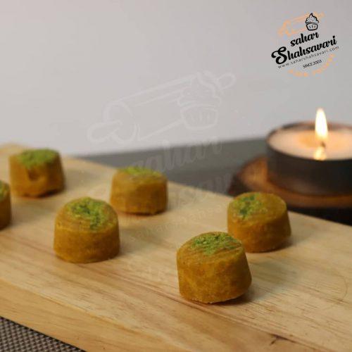 Saffron Walnut Halva Training